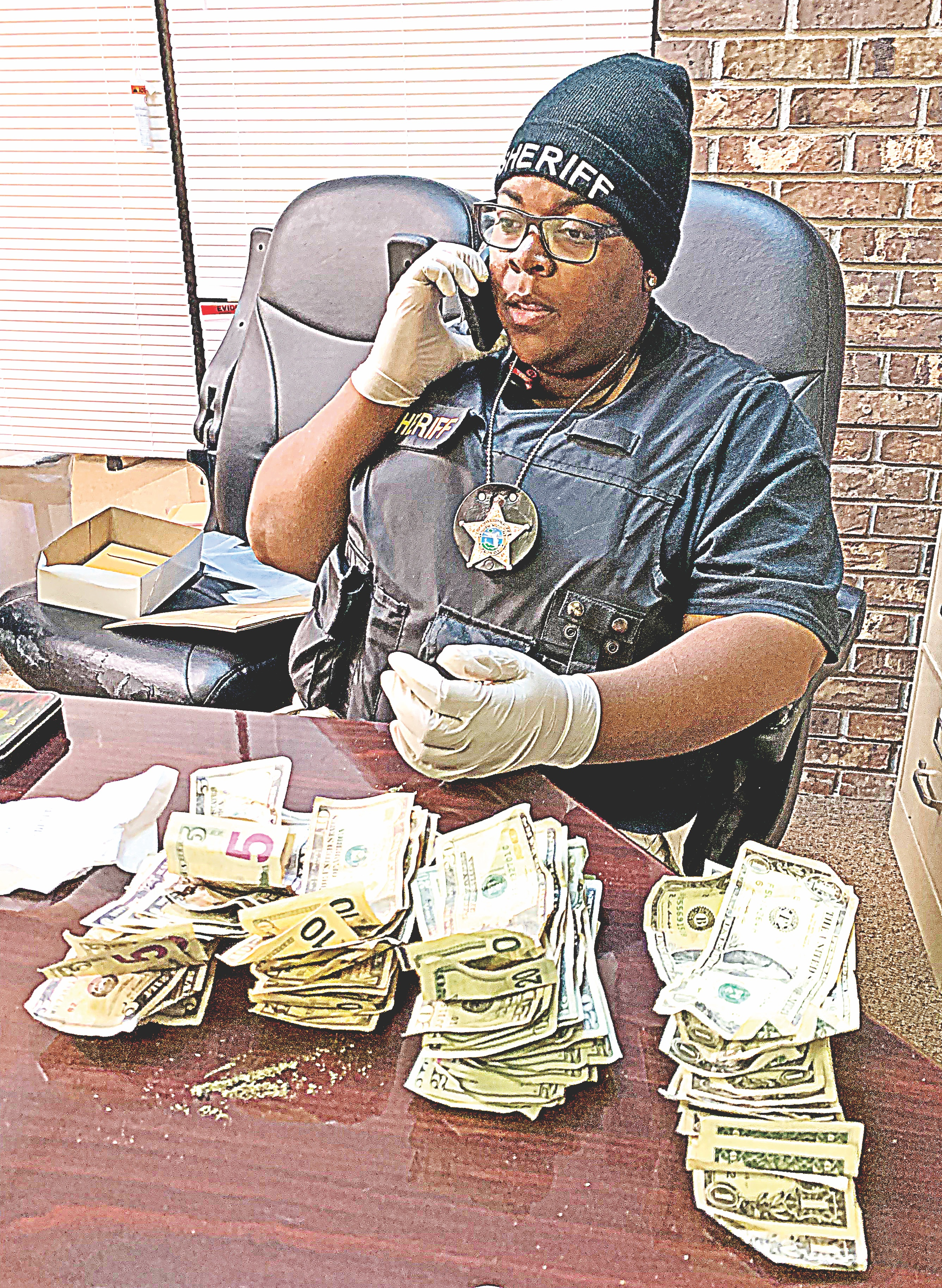 Drugs, cash, gun seized in recent felony busts – The Herald online