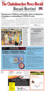 Chattahoochee News-Herald Page 1